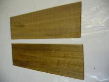 Walnuß Sägefurnier;  42x13x0,5 cm; 1 Stck sägerau; Artnr 154