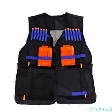 Jacket for Kids Gun Foam Dart Clip Nerf N-Strike Elite Adjustable Vest Team tool