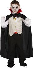 Partyrama Henbrandt Boys Classic Vampire Costume Large