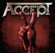 Accept - Blood Of The Nations Patch-keine Angabe #60229