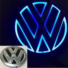 5D LED Car Tail Logo Blue Light for Volkswagen VW CC Bora Golf Auto Badge Light