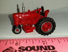 1/64 ERTL custom international farmall model super m tractor mtd mower farm toy