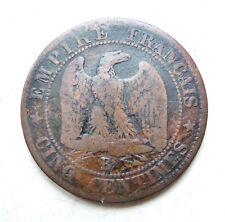 NAPOLEON III 5 centimes 1853 B