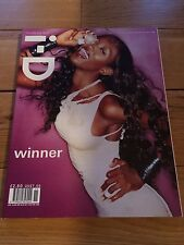 id Magazine #192/Naomi Campbell/November 1999 RARE