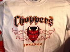 CHOPPERS FOREVER DEVIL T-SHIRT SHIRT #2