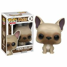 Funko Pop! Vinyl * French Bulldog * #4 Dog Puppy Frenchie Figure NIB Pets POP