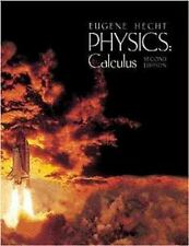 Physics: Calculus (with CD-ROM), Hecht, Eugene, Acceptable Book