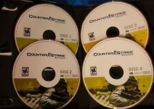 Counter-Strike: Source (PC, 2005) Case , Discs Only