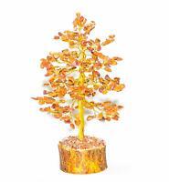 Carnelian Spiritual Reiki Healing Crystal Tree Feng Shui Home Décor Crystal