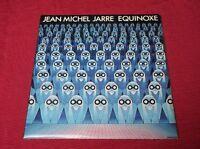 Jean Michel Jarre:  Equinoxe  Orig UK POLD5007  LP  A4/B2  EX+