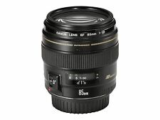 Canon EF 85mm F1.8 USM Lens Never