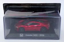 Altaya 1/43 Scale AT26320R - 2016 Honda NSX - Metallic Red