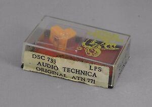 AUDIO TECHNICA ATN771 ATN 771 DSC 733 STYLUS QUALITY ORIGINAL RECORD NEEDLE 1