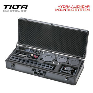 Tilta Hydra Alien Car Mounting System Gold/V-Mount Foto Auto Stative Für DJI RS2