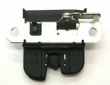 VW Polo 9N3 Tailgate Catch Lock Mechanism Actuator 6Q6 827 505 E 2005 to 2009