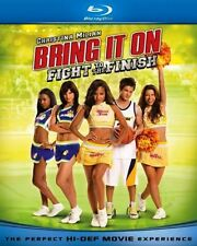 Bring It On - Fight to the Finish (Blu-ray Disc 2009) Comedy Sports Cheerleaders