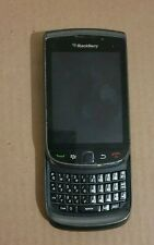 BlackBerry  Torch 9800 - 8GB - Schwarz (Ohne Simlock) Smartphone Handy