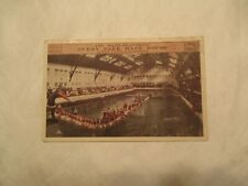 Ocean Park California Bath House CA Postcard