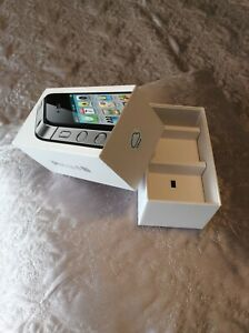 iPhone 4 S Empty Box Only White