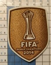 Patch badge soccer world champions club 2014 shirts of real madrid 2015