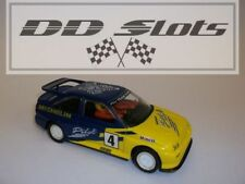 Ford Escort Analogue Unboxed Scalextric Slot Cars (1980-Now)