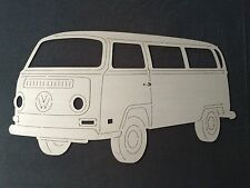 Volkswagen VW Bus Laser Cut / Plasma Cut Garage Sign