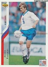 N°218 ANDREI PIATINKI RUSSIA TRADING CARDS UPPER DECK WORLD CUP USA 1994