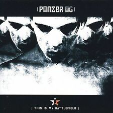 This Is My Battlefield by Panzer Ag (CD, Oct-2004, Metropolis)
