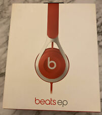 Beats EP Beats by Dr. Dre On-Ear Headphones - Red - OPEN BOX But Never Used
