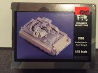 VERLINDEN Productions Bradley Reactive Armor (Dragon) 1:72 Scale Item #2185