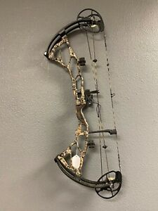 USED Camo Bowtech BT-X 31 w/ Ripcord Ace Rest
