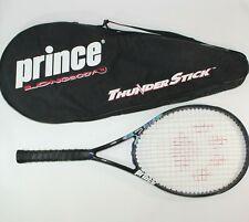 Prince Thunderstick longbody 115 head 4 3/8 grip Tennis Racquet