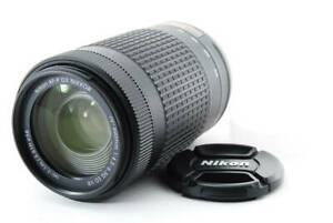 Nikon AF-P DX NIKKOR 70-300mm f/4.5-6.3G ED VR Lens for Nikon DSLR Cameras JP