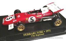 Ferrari 312B2 Clay Regazzoni 1971 F1 1:43 Ixo Altaya Diecast Coche