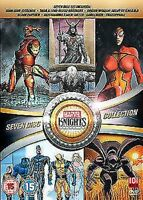 Marvel Knights Collection (8 Films) DVD Neuf DVD (101ANIMEBOX1)