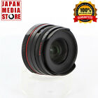 [NEAR MINT+++] PENTAX HD SMC Pentax-DA 15mm F/4 ED AL Limited Lens from Japan