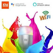 220V Xiaomi Yeelight WiFi Smart Light LED Bulb 10W E27 for Amazon Alexa Google