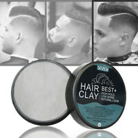 Sevich Beauty Hair Styling Clay Gel for Men Strong Hold Hairstyle Matte Finished