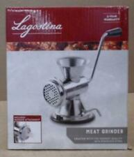 Lagostina Meat Grinder 18/10 Stainless Steel $100