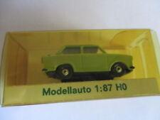 Pkw Modellautos, - LKWs & -Busse aus Kunststoff von Trabant