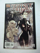 NIGHTSIDE  # 1 - 4  MARVEL COMICS  (2001)  9.0 VF/NM