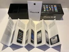 iPhone 3GS 16gb Original Box (no phone) w/Cellophane, Sim Card Key, Manuals+more