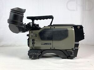 Ikegami HL-65W camera with adapter and viewfinder