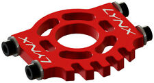 Lynx Blade 130 S Red CNC Aluminum Motor Mount LX2564-7