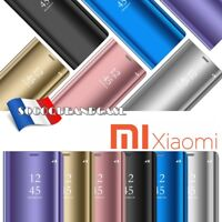 Etui housse coque Miroir View Mirror Plated Case Cover XIAOMI Collection - Film