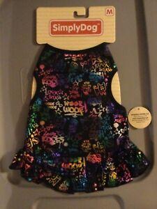 SimplyDog Dress size medium