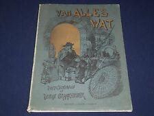 1891 VAN ALLES WAT BY JOHAN BRAAKENSIEK BOOK PUBLISHED IN AMSTERDAM - KD 513