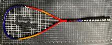 "Prince Aerolite Squash Racquet 12 String Main / 18 Cross ""Extender"""