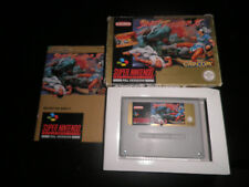 Super Nintendo, Snes - streetfighter 2 - 100% boxed
