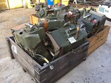 Onan Diesel Lot Of 10 Generator Auxiliary Power Unit 11671436 10.8 BHP 2000 RPM